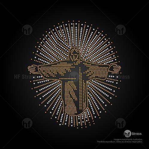 5 un. Cristo - Ref.:1710