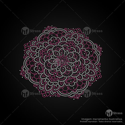 5 un. Mandala - Ref.: 1418