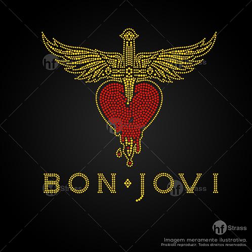 5 un. Bon Jovi - Ref.: 1662