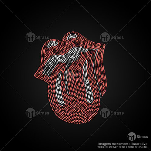 5 un. Rolling Stones - Ref.: 1107
