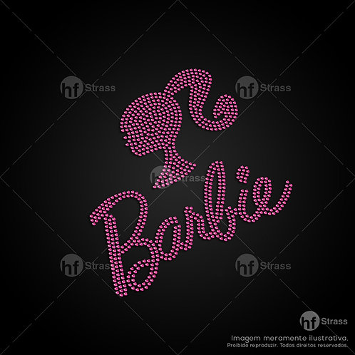5 un. Barbie - Ref.: 1213