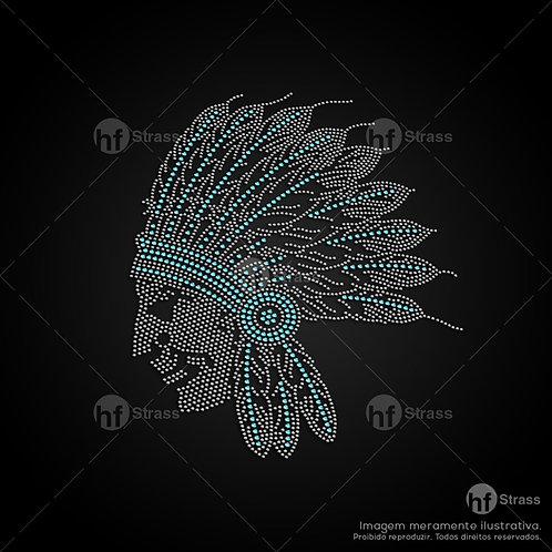 5 un. Índio - Ref.: 1252