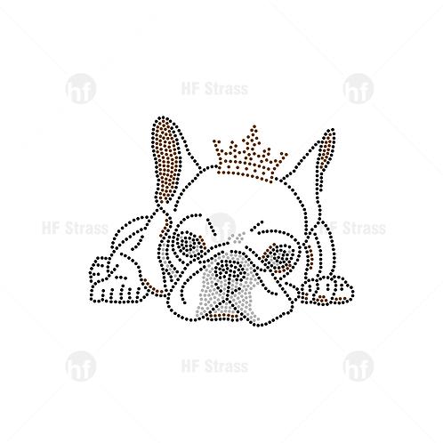 5 un. Cachorro - Ref.:1698