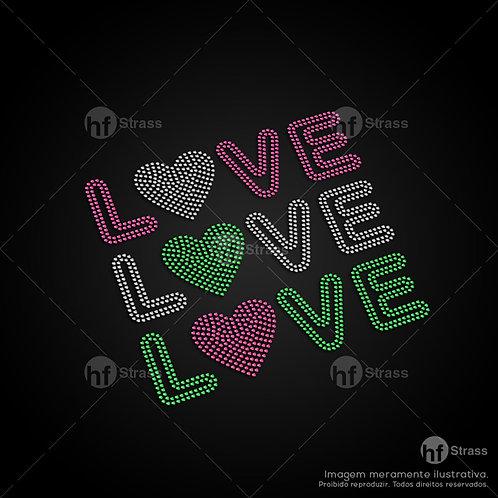 5 un. Love - Ref.: 1336