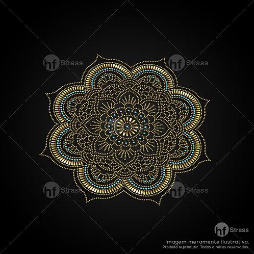 5 un. Mandala - Ref.: 1507