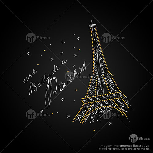 5 un. Paris - Ref.: 1289