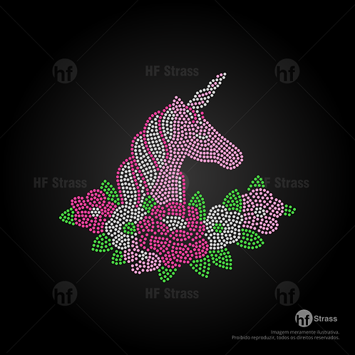 5 un. Unicornio - Ref.:1695