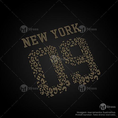5 un. New York 09 - Ref.: 1447