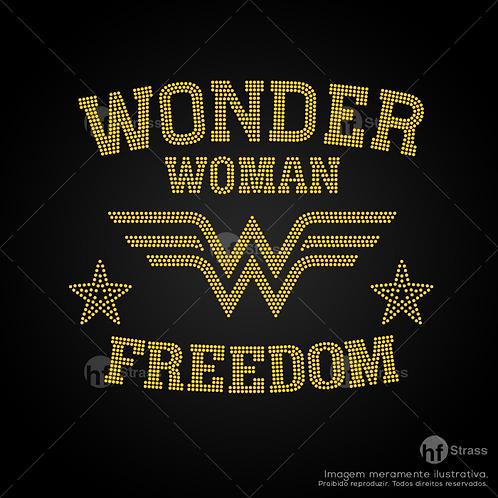 5 un. Wonder Woman - Ref.: 1651