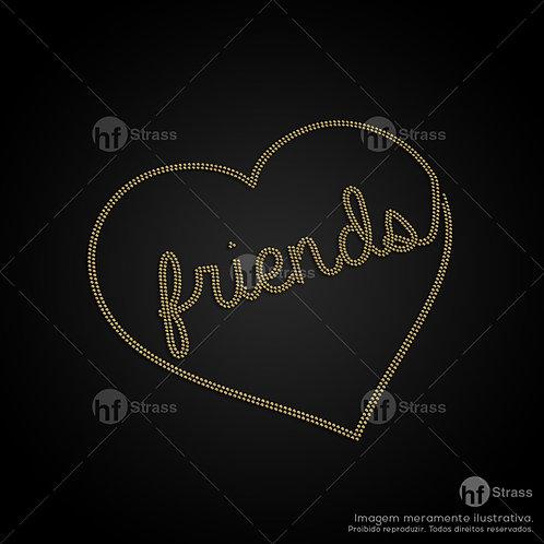 5 un. Friends - Ref.: 1497