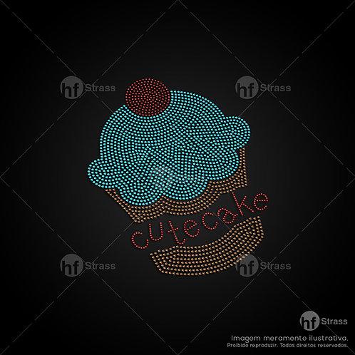 5 un. Cupcake - Ref.: 1202