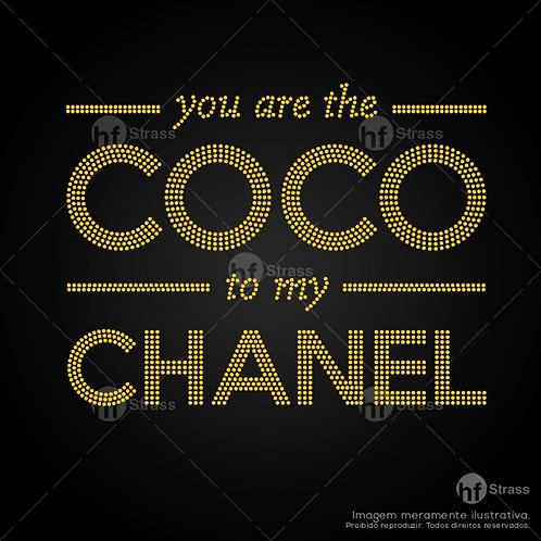 5 un. Coco Chanel - Ref.: 1656