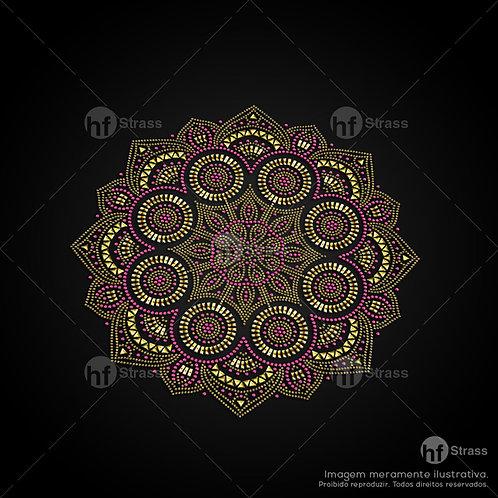 5 un. Mandala - Ref.: 1518