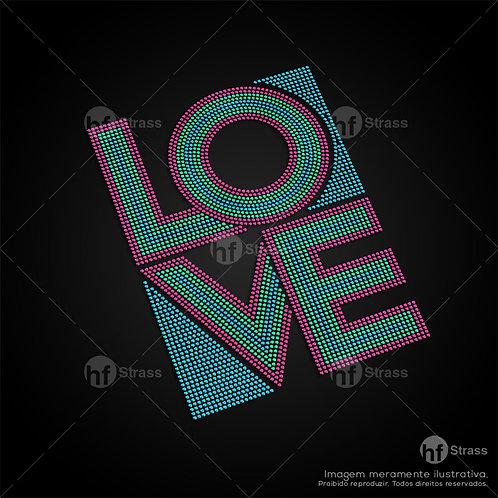 5 un. LOVE - Ref.: 1608