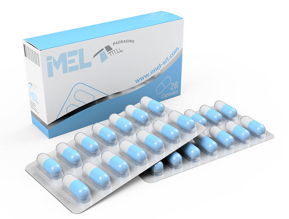 IMEL _ Blister Milano Pharma Packaging