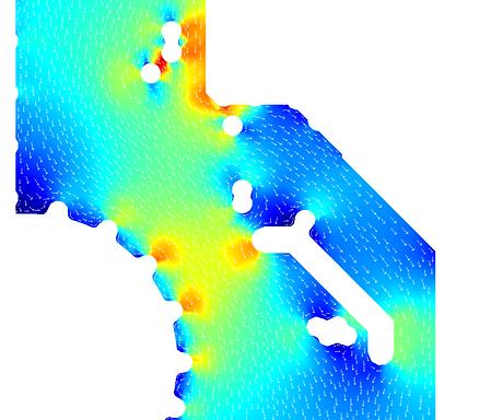 DC Modeling visualization