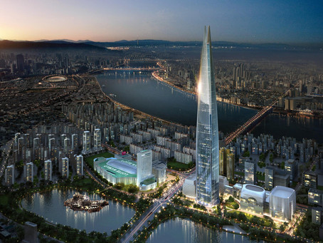 #7. Lotte World Tower