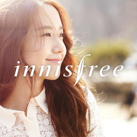 #1. Innisfree