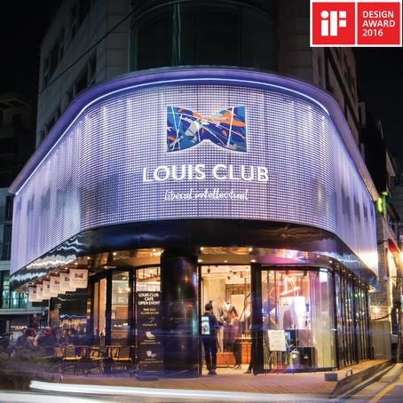 #3. LOUIS CLUB