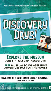 FREE Discovery Days