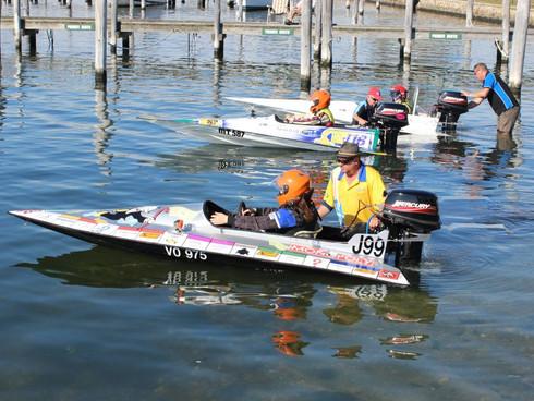 2016 25hp Outboard Winners