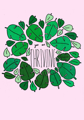 you are thriving