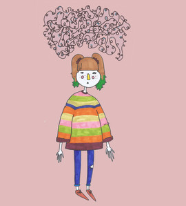 Crazy Brain.