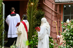 Bishop's Visitation ~ Palm Sunday
