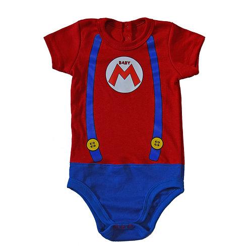 Mameluco Mario Bros