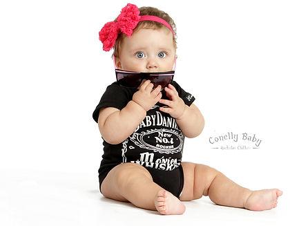 Bebés rockeros