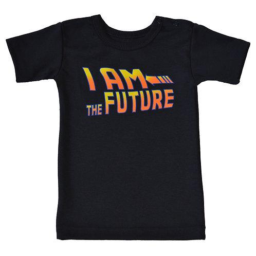 Volver al Futuro playera para niños