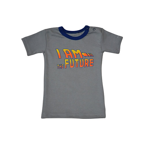 Back to The Future playera para niños