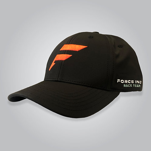 Black Adjustable Cap