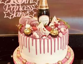 Miraculous Milestone Cakes Laurascakes Personalised Birthday Cards Epsylily Jamesorg