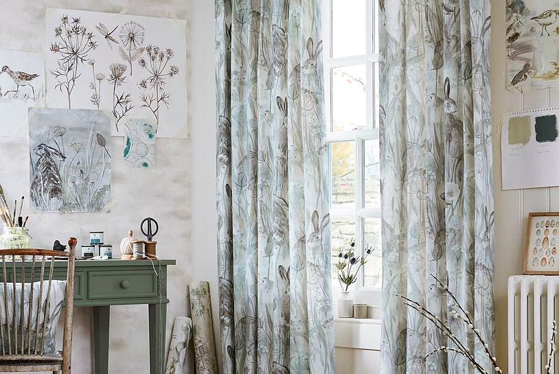 Curtains by Campbell and Spearman, Southern Highlands