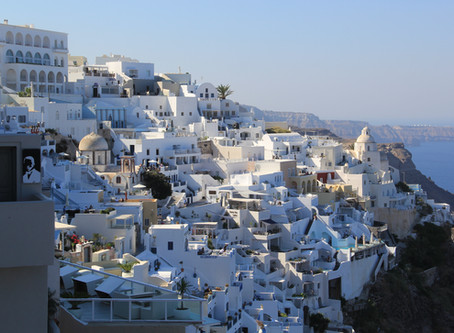 Travel Guide to Santorini