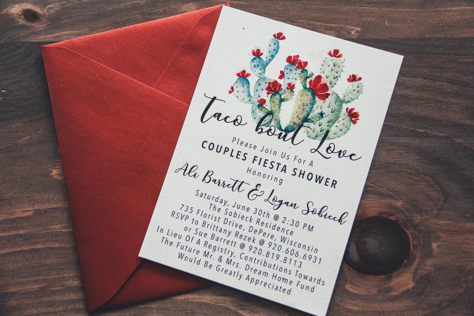 Custom Designs & Invitations | L.designs | Laura Robertson | WI