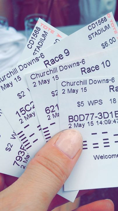 Kentucky Derby Gambling