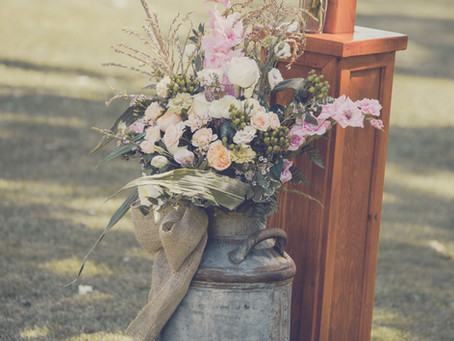 True Rustic Barn Decor