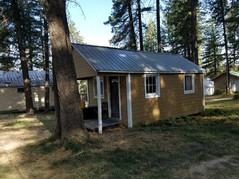 Larch Cabin