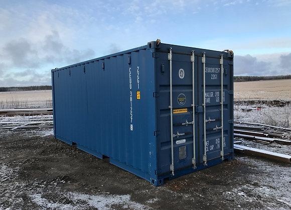 """BSL Containers Uusi 20""""DC merikontti (6m)"""