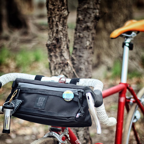 Topo Designs BIKE BAG-Ballistic