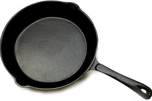 ecozoom Cast Iron Frying Pan スキレット
