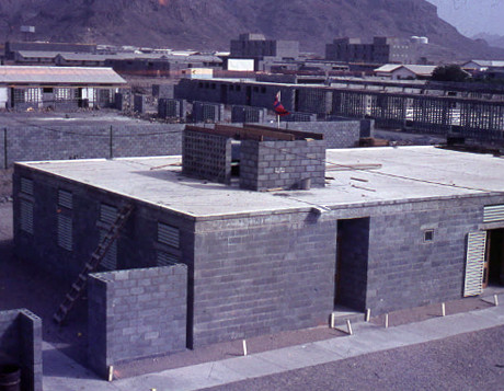 13 Sqn HQ Falaise Camp Little Aden - Nun