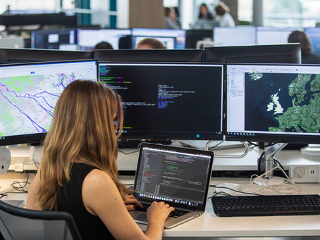How the UK government is transforming the way it shares geospatial data