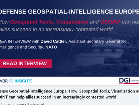 Interview with David Cattler, Assistant Secretary General for Intelligence and Security at NATO