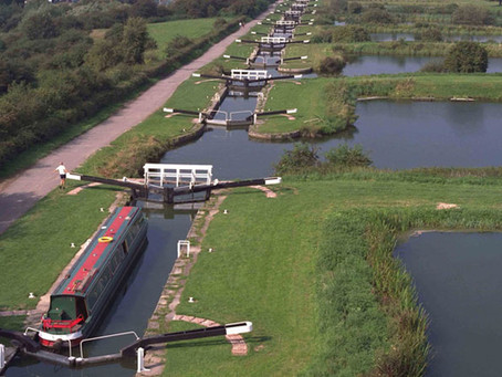 The Use of GIS by The Canal & River Trust