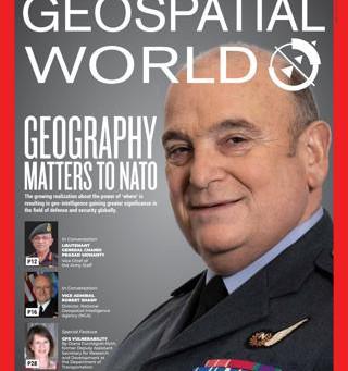John Kedar interviews Air Chief Marshal Sir Stuart Peach GBE KCB DL on how Geography matters to NATO