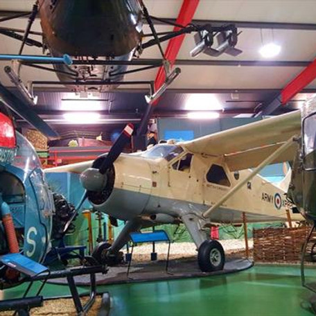 Visit to Museum of Army Flying