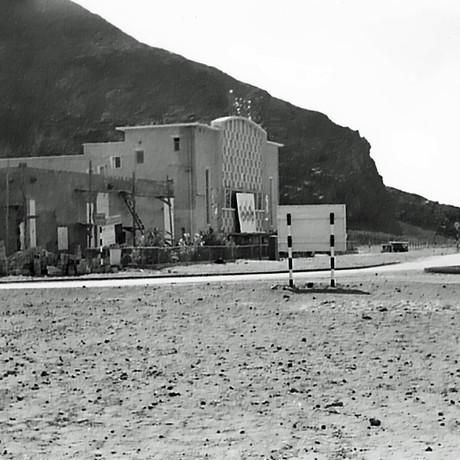 Aden Open Air Cinema Khormaksa - Wood P.